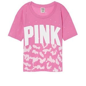 Large Brand New Pink Tee